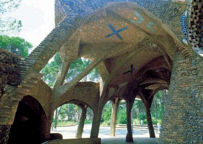 Colònia Güell (Santa Coloma de Cervelló)