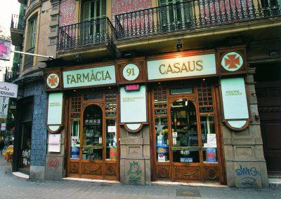 Farmacia Casaus