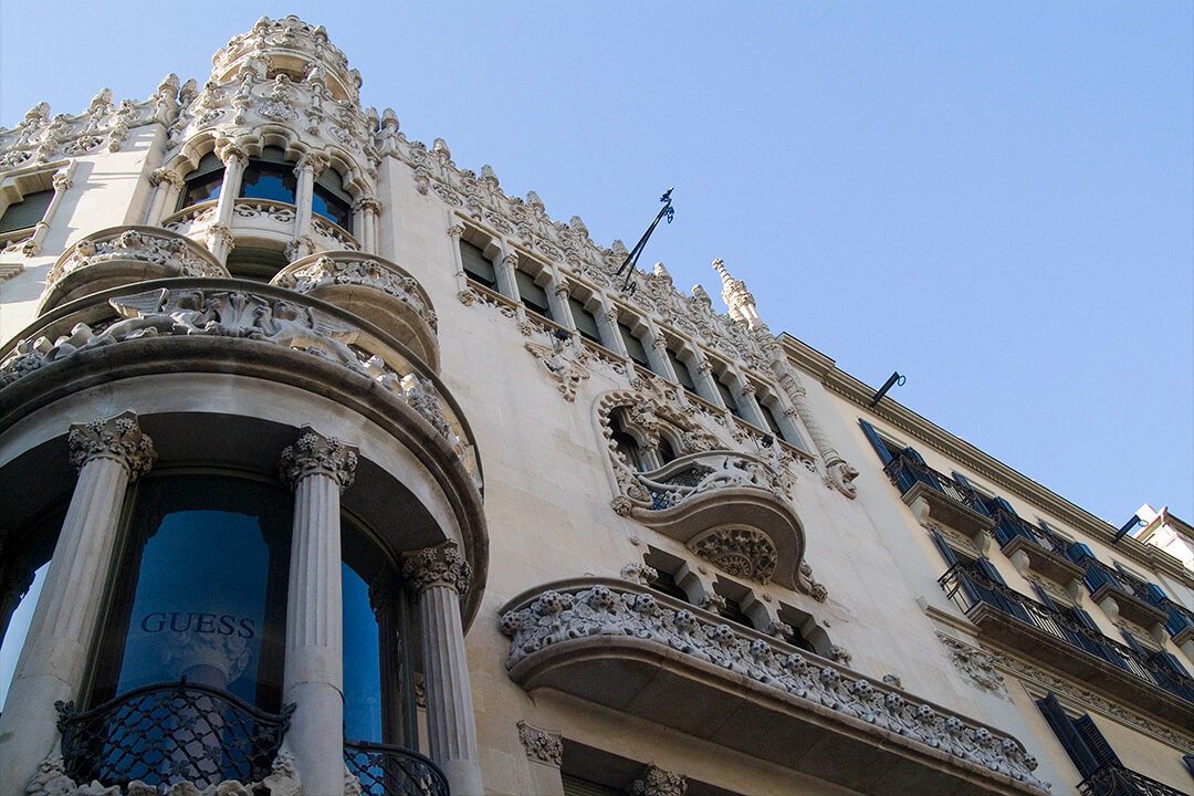 Casa Lleó Morera