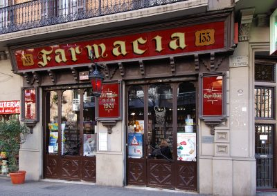 Farmacia Madroñal
