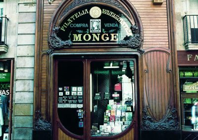 Filatelia Numismática Monge