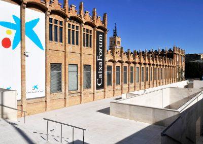 CaixaForum Antiga Fàbrica Casaramona