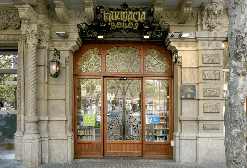 Farmàcia Bolós