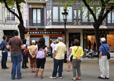 Barcelona Walking Tours Modernisme